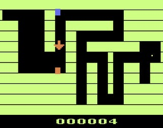 Portal Ported To The Atari 2600