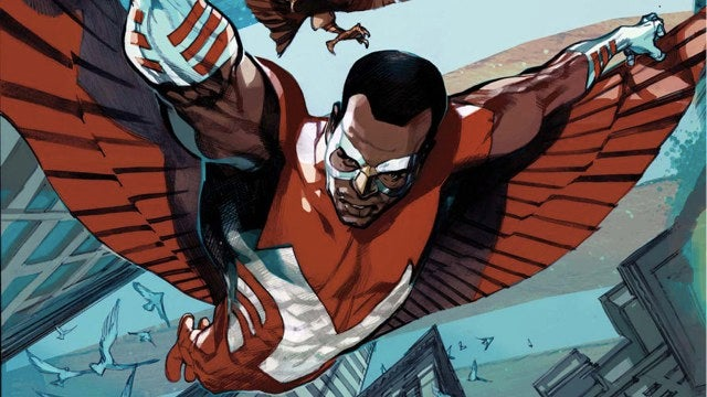 Anthony Mackie reveals Marvel's high-flying plans for The Falcon in Captain America 2