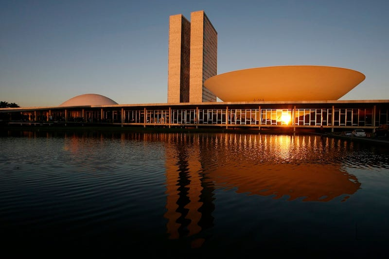 Here Are Architect Oscar Niemeyer's Most Beautiful Buildings