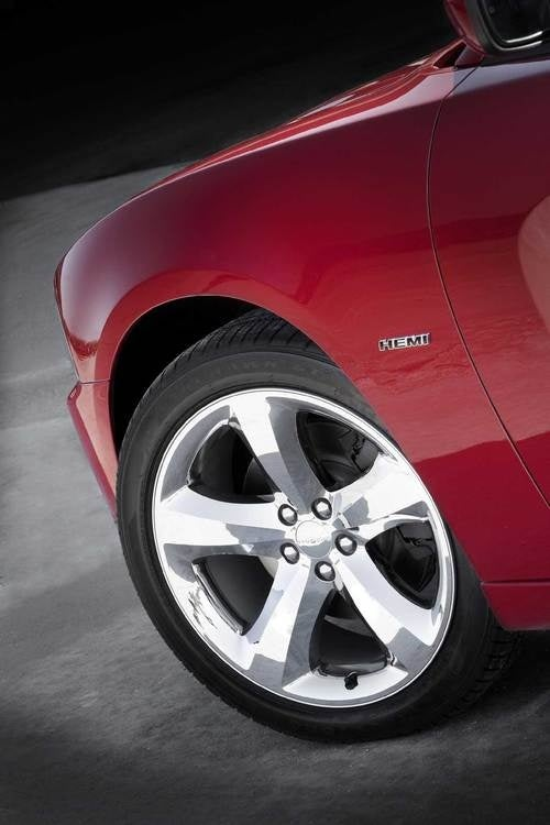 2011 Dodge Charger: First Photos