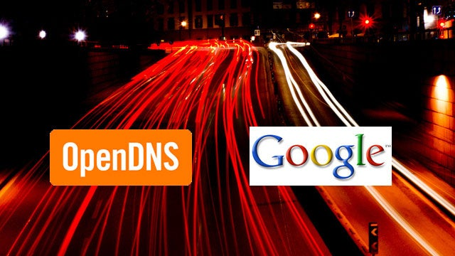 How to Enjoy the New Web Speed Boost from Google DNS and OpenDNS
