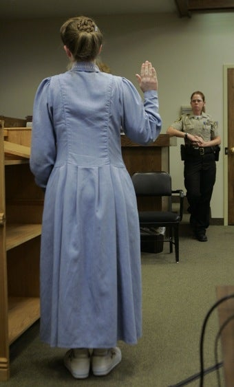 Polygamist Sect Members On Trial
