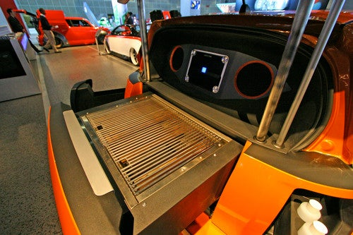 Scion Kitchen Car (Kogi xD Mobile Kitchen) Gallery: L.A. Auto Show