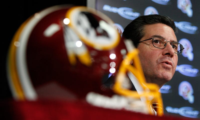 "Native American Leader Asked to Stand With Washington Redskins: ""No"""