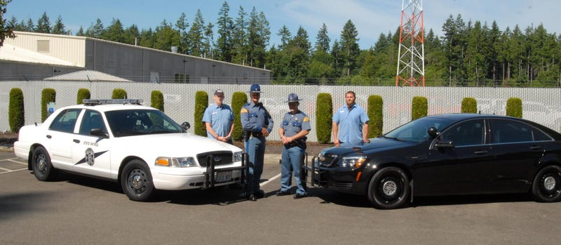This Is The Washington State Police's Last New Crown Vic