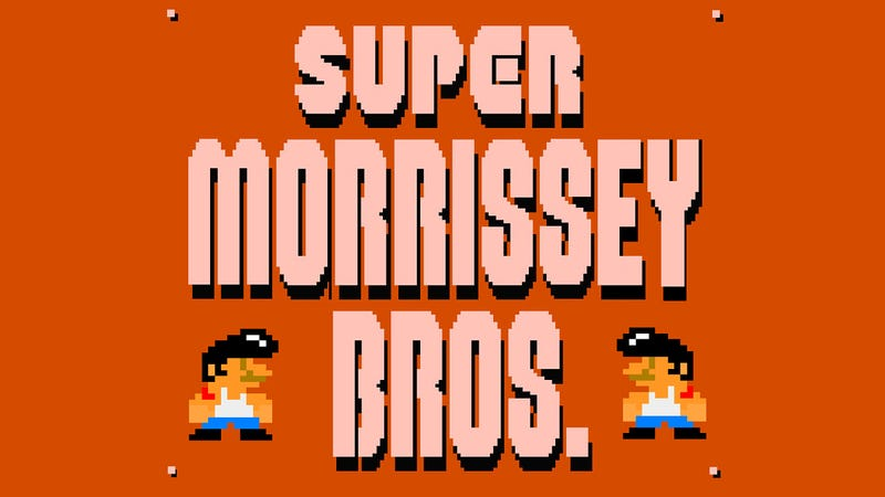 Lazyitis: Super Morrissey Brothers