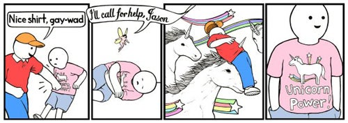 What's The Deal With The Relationship Between Girls And Unicorns?