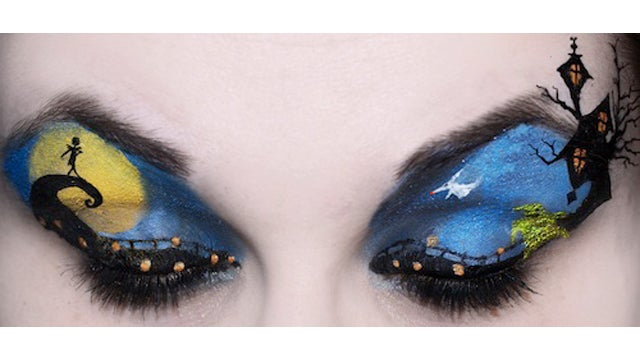 The Most Amazing Eyeshadow Application You'll See All Week