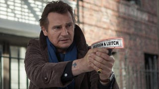 The Badass-Action-Hero Rebirth Of Liam Neeson