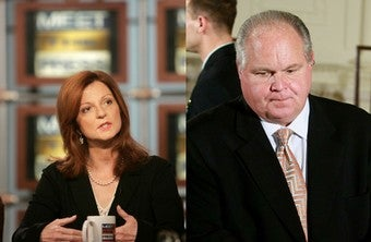 Oh Snap: Dowd On Limbaugh
