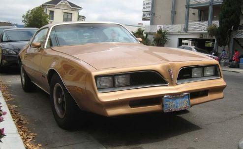 1978 Pontiac Firebird, With Bonus Pontiac Poll