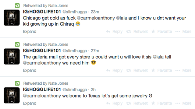 Is Slim Thug a better rapper or basketball recruiter?