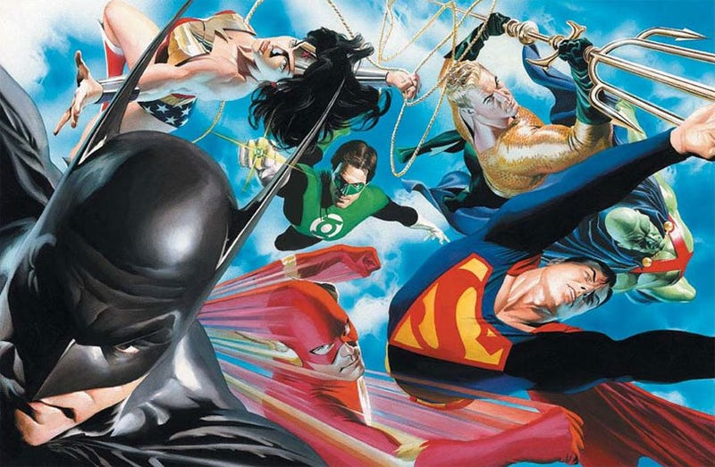 DC Universe Coming Late 2009, Early 2010