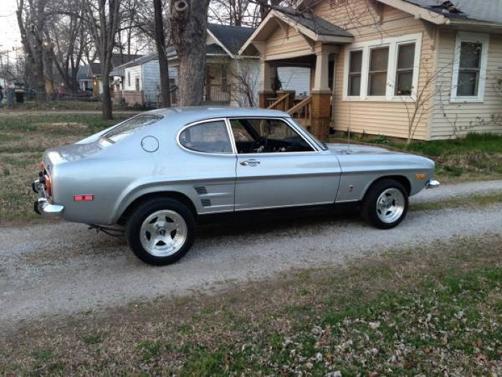 Could This Old School Mercury Capri Pull $8,500?
