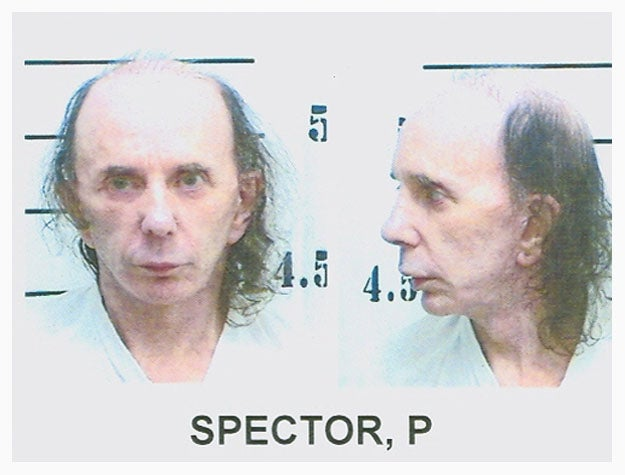 Phil Spector from Prison: 'I'm Enraged with Hate at That Judge for Sending Me Here'