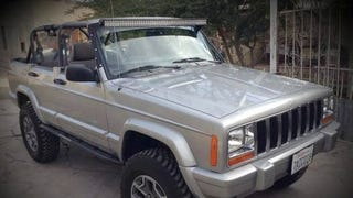 A Topless 2000 Jeep Cherokee for $6,500?