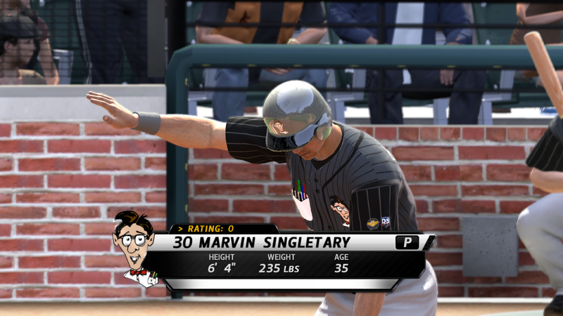 MLB 12 The Show Diamond Dynasty Images