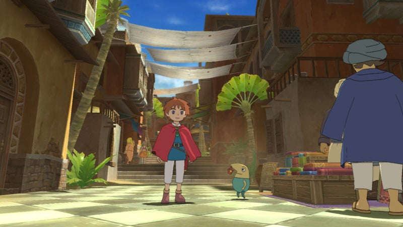 More Painfully Pretty Screens From Studio Ghibli's PlayStation 3 Game