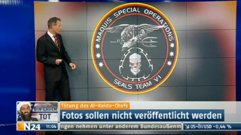 Star Trek Rebels Killed Bin Laden, According to German TV