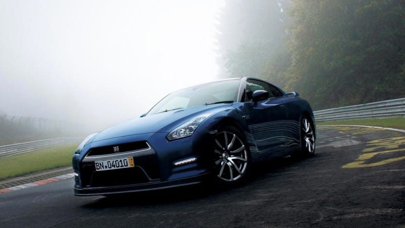 The 2014 Nissan GT-R Is Slightly Better And Therefore Still Insane