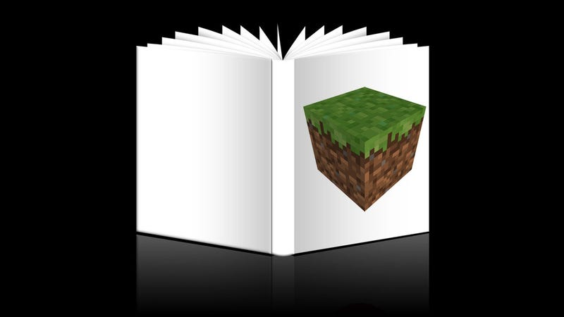 This Guy Wants to Write a Minecraft Novel