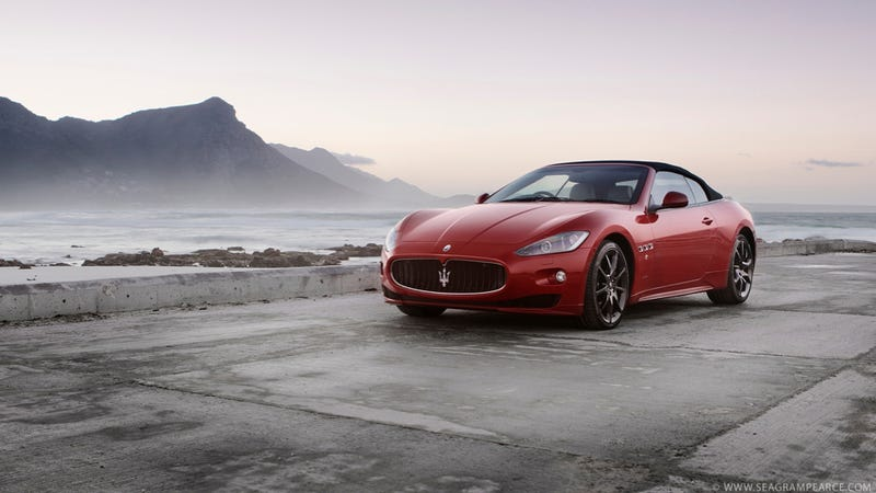 The Maserati GranTurismo Is Italian For Gorgeous