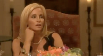 Is Camille Grammer A Victim Of Bravo's Asshole Edit?