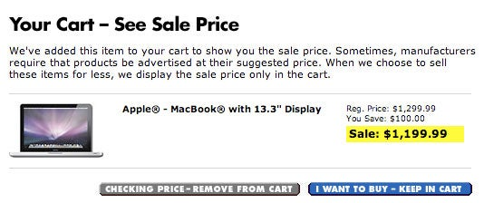 $100 to $150 Off MacBooks and MacBook Pros at Best Buy