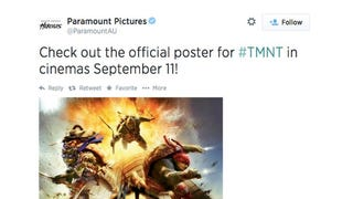 This <em>Teenage Mutant Ninja Turtles</em> 9/11 Poster Didn't Go Over So Well