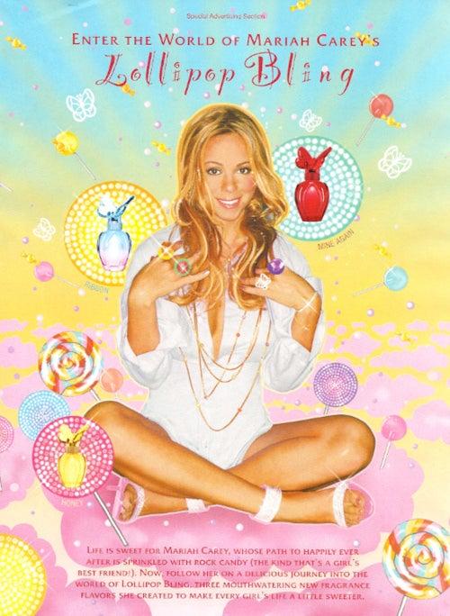 "Get High On Sugar & Enter Mariah's 3D ""Experience"""
