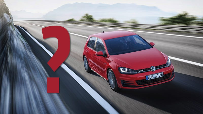 Why You Probably Won't Be Able To Buy A Volkswagen GTD This Year