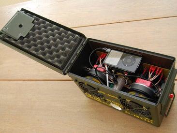 Thodio A-Box Gallery