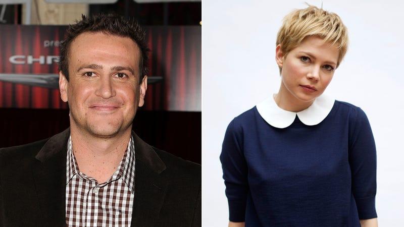 Michelle Williams and Jason Segel Are Dating: Pretty Cute, Huh