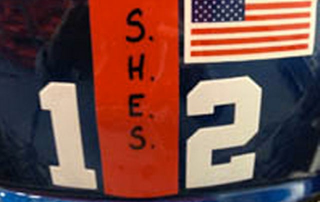 The Giants, Jets And Patriots Will Wear Sandy Hook Helmet Decals