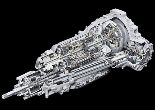 Audi Transmissions: Eight-Speed Is The New Six, Seven