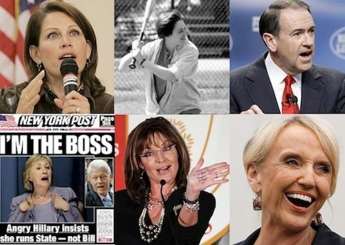 The 10 Lowest Moments For Women In Politics This Year (So Far)