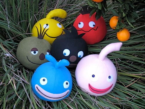 These LocoRoco Plushies Are Adorable, Handmade