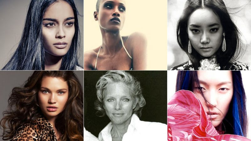 Top Modeling Agency Looking Beyond Young, White Size Zeroes