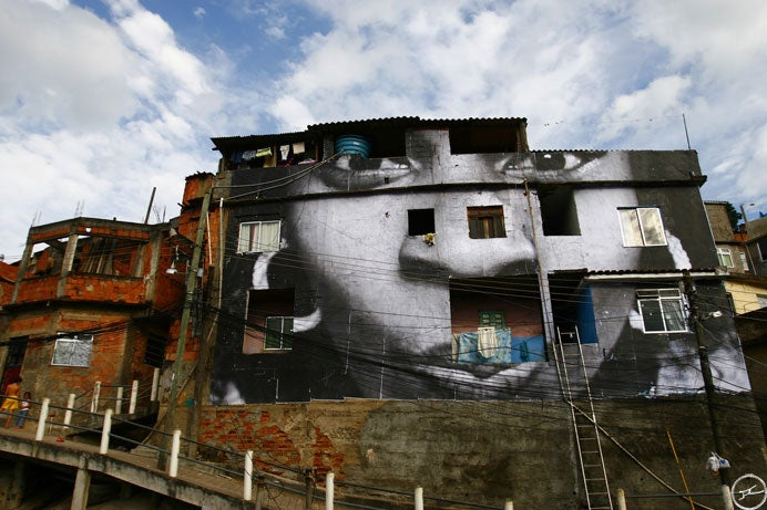 This Street Art Just Won Its Anonymous Artist $100,000