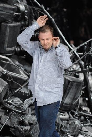 Alexander McQueen Is Dead