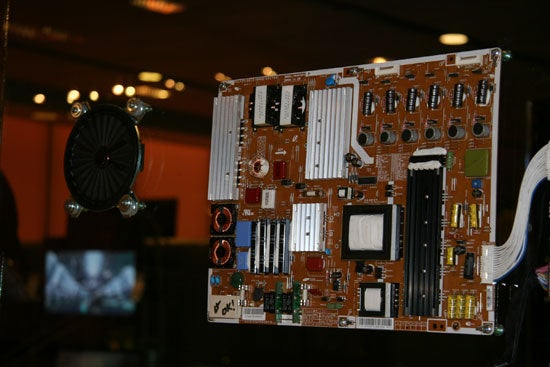 Dissected Samsung LCD Panel Bares It All