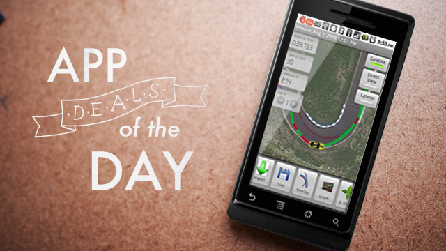 Daily App Deals: Get Trackmaster for Android for $5 Off in Today's App Deals