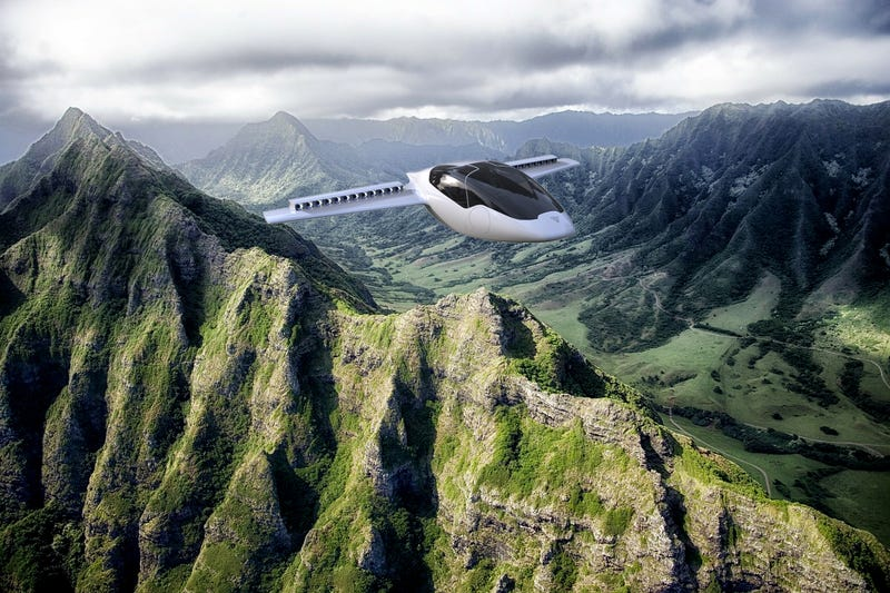 Oh Look, Our Long Awaited Flying Car Is Almost Here Maybe