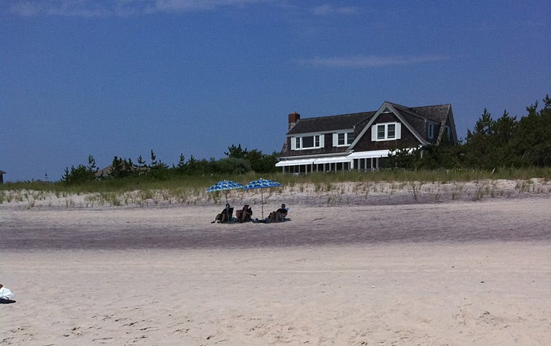 Joe Biden Is Relaxing on the Beach Today