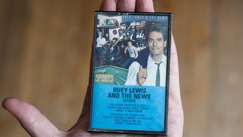 Why Pre-Recorded Stadium Music Is Stupid, By Huey Lewis