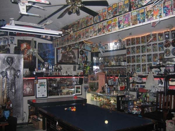 "Star Wars Collection ""Appraised"" At $120,000 Up For Sale"