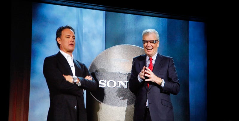 Live: Sony CEO Sir Howard Stringer CES 2009 Keynote