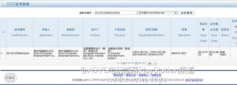 The PS3 Gets Certified in China, Which *Might* Mean No More Console Ban
