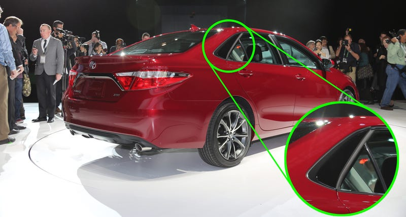 The One Detail That Cheapens The 2015 Toyota Camry