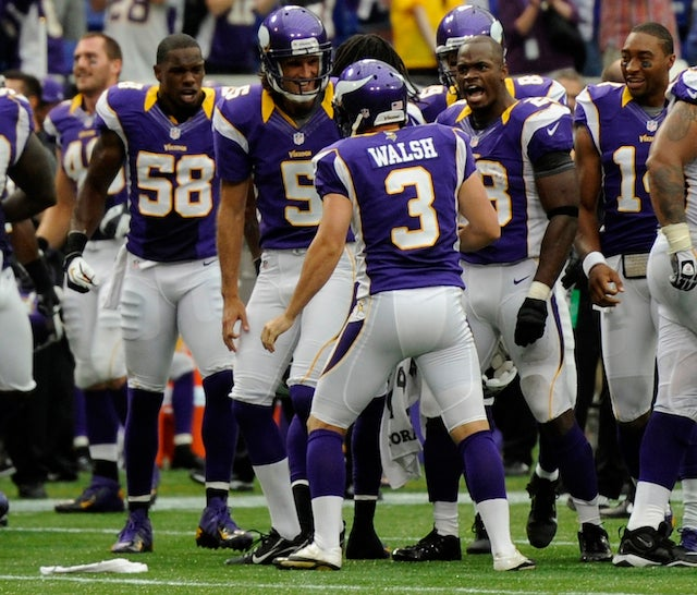 Texts With Blair Walsh May Corroborate Kluwe's Claims Against Priefer